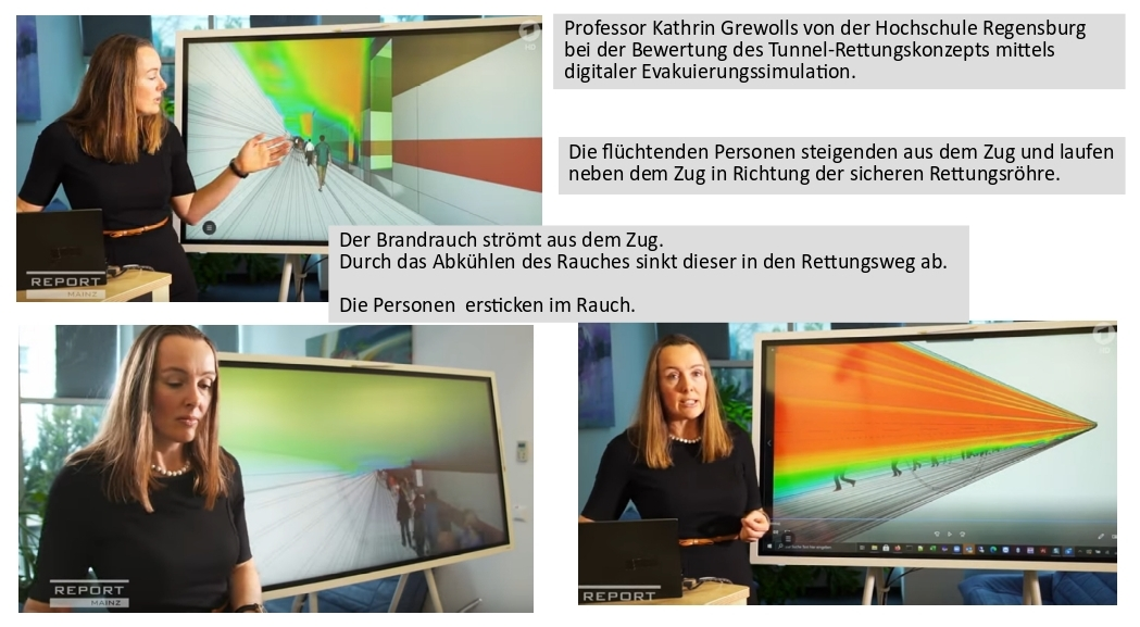 Collage aus dem Youtube-Video
